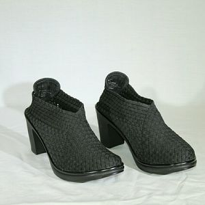 b98a5f74293 Steve Madden Shoes - Steve Madden Elastic Mule.